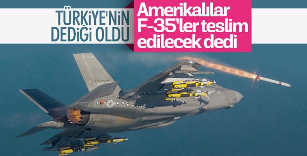 Türkiye'ye iki F-35 uçağı için daha eğitimler başladı