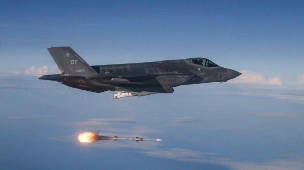 Türkiye'ye 2 F-35 uçağı için daha eğitimler başladı