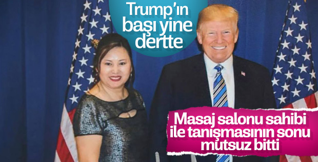 Trump'ın masaj salonu bağlantısı soruşturuluyor