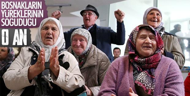 Karadzic'e müebbet cezası Bosnalıları sevindirdi