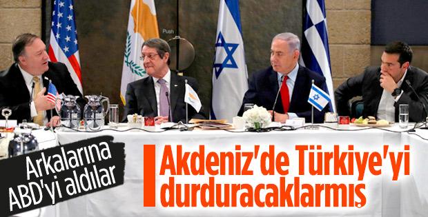 Kudüs'te Türkiye karşıtı zirve
