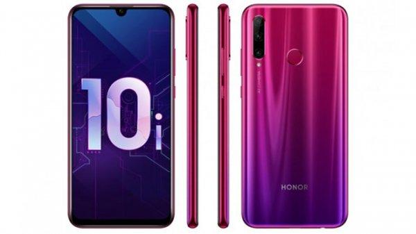 honor10i  32 MP ön kameralı Honor 10i tanıtıldı honor 10i 689