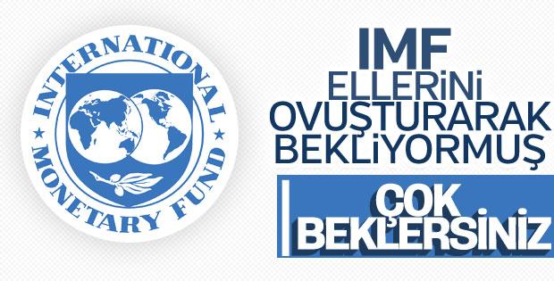 IMF'den Türkiye'ye çağrı