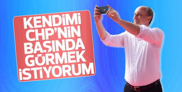 Muharrem İnce'nin gözü Kılıçdaroğlu'nun koltuğunda