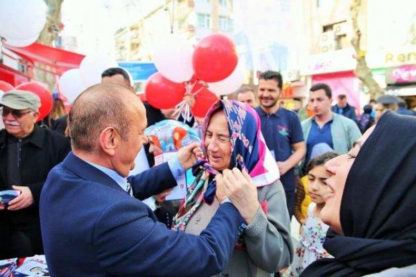 CHP'nin seçim eşantiyonu: Başörtü
