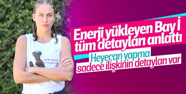 Ecem Karaağaç'a enerji yükleyen kişi konuştu