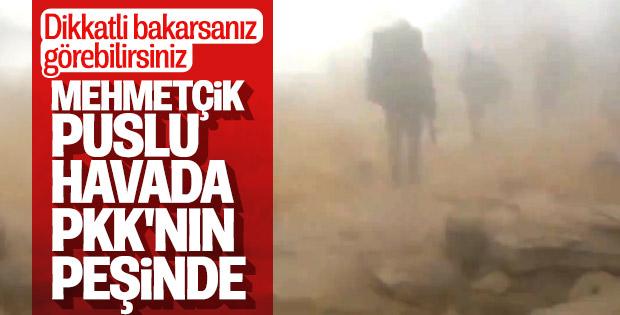 Mehmetçik Kuzey Irak'ta PKK'lı avında