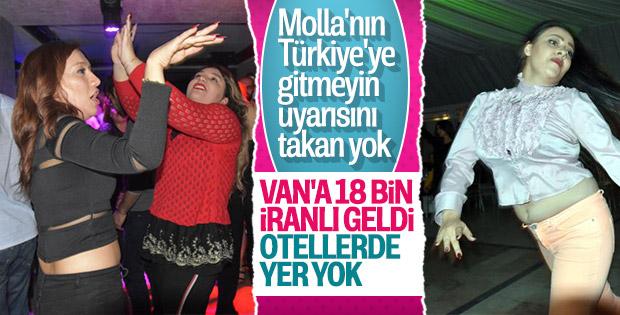 İranlı turistlerin Nevruz tercihi Türkiye