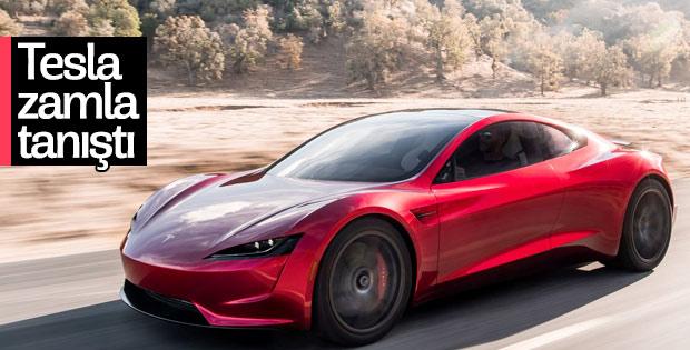 Tesla araçların fiyatları 1 Nisan'da yüzde 3 yükselecek