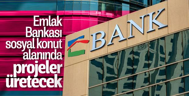 Emlak Bankası'nın iki görevi olacak
