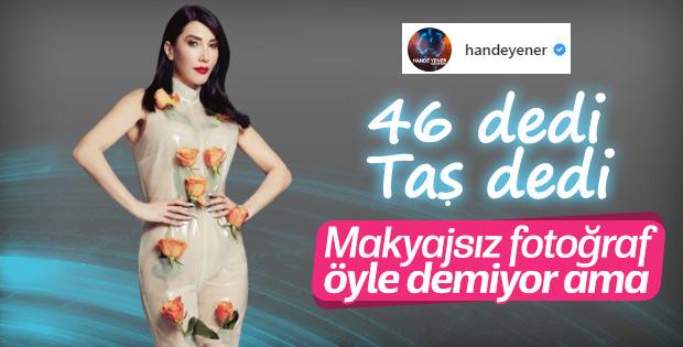 Hande Yener: 36 bedenim taş gibiyim