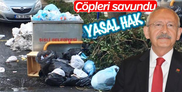 Kılıçdaroğlu'ndan grevdeki işçişlere: Grev haktır