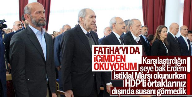 CHP'nin İstiklal Marşı okumayan adayı Gül kendini savundu