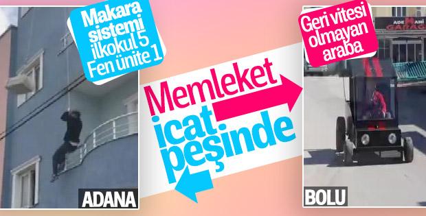 Adana ve Bolu icatlarda yarışıyor