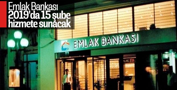 Emlak Bankası bu yıl 15 şube kurmayı planlıyor
