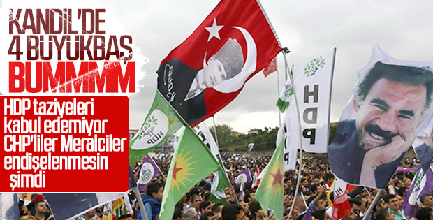 HDP'nin Kandil sessizliği