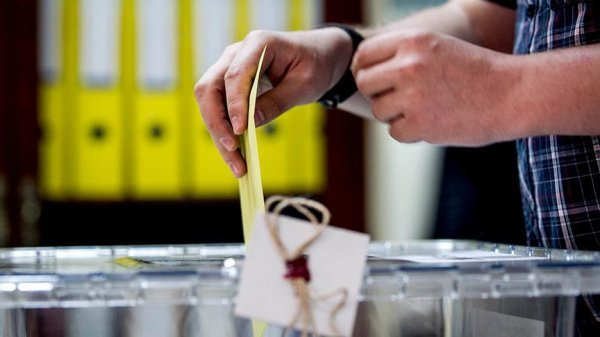 Seçimlerde 57 milyon kişi oy kullanacak