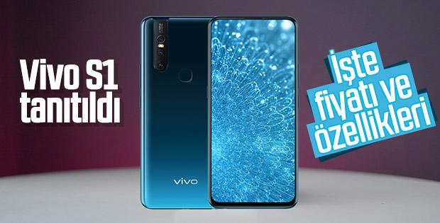 Vivo S1 tanıtıldı: İşte fiyatı ve özellikleri