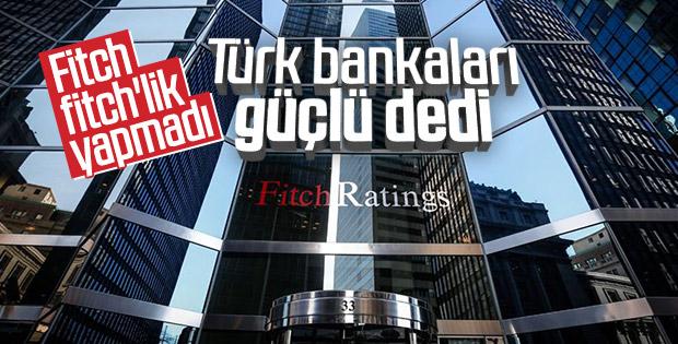 Fitch Ratings: Türk bankalarının önemli tamponları var