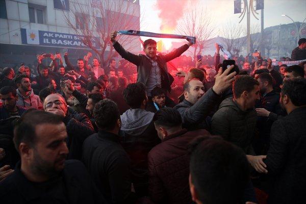 Şırnak'ta Cumhur İttifakı kazandı