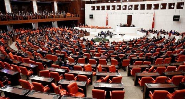 Nisan ayı Meclis için yoğun geçecek