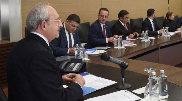 Kılıçdaroğlu partilileri uyardı