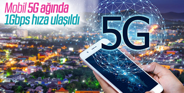 AT&T, 5G ağında 1Gbps hıza ulaştı