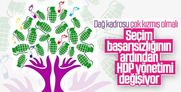 HDP revizyon kararı aldı