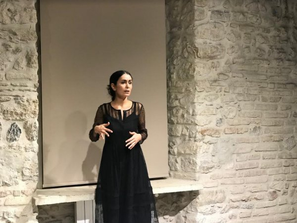 Evvel Zamanla Tanışmak - Roza Erdem ile Hikâye Anlatıcılığı üzerine konuştuk