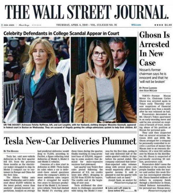 Dış basında günün manşetleri