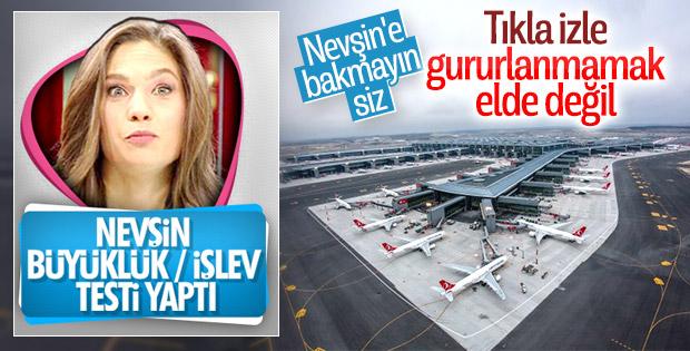 Taşınma sonrası İstanbul Havalimanı