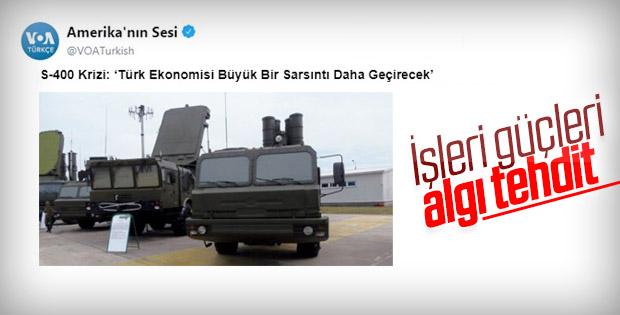 Amerikan medyasında Türkiye'ye yaptırım tehdidi