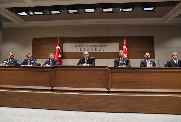 Erdoğan'dan Rusya ziyareti öncesi açıklamalar