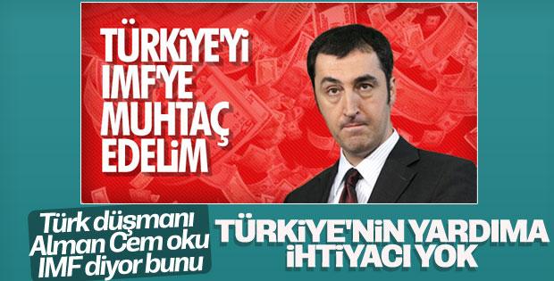 IMF'den Türkiye açıklaması: Yardıma gerek yok