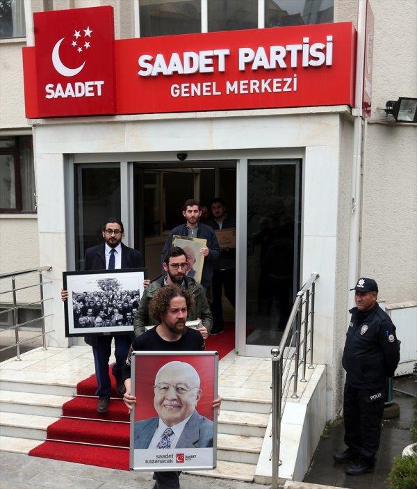 Fatih Erbakan parasını Saadet'ten faiziyle aldı