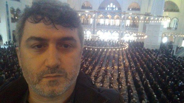 Çamlıca Camii doldu