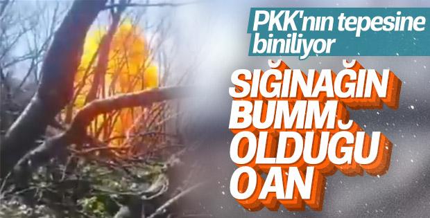 Diyarbakır'da 11 terör sığınağı imha edildi