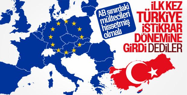 AB, Türkiye ile ilişkileri düzeltmekten yana