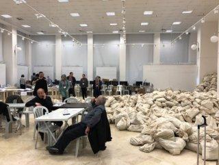 Maltepe'de oy sayımında son durum