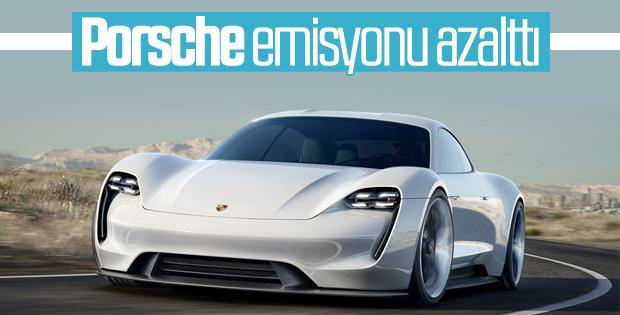 Porsche'dan karbondioksit emisyonu atağı