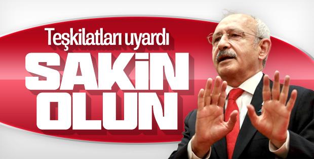 Kılıçdaroğlu: Umudunuzu koruyun