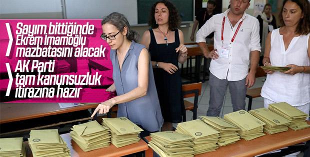 İstanbul'da seçim süreci