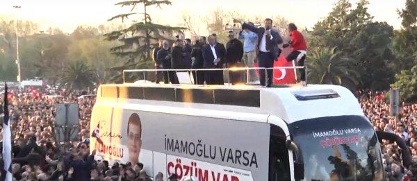 Ekrem İmamoğlu: 'İstanbul için yeni bir başlangıç' deyin
