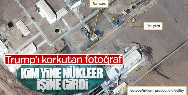 Yongbyon nükleer tesisine ait fotoğraflar çekildi