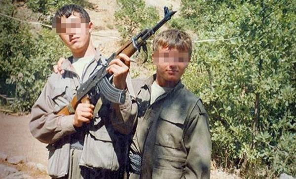YPG ve PKK çocukları zorla terörist yapıyor