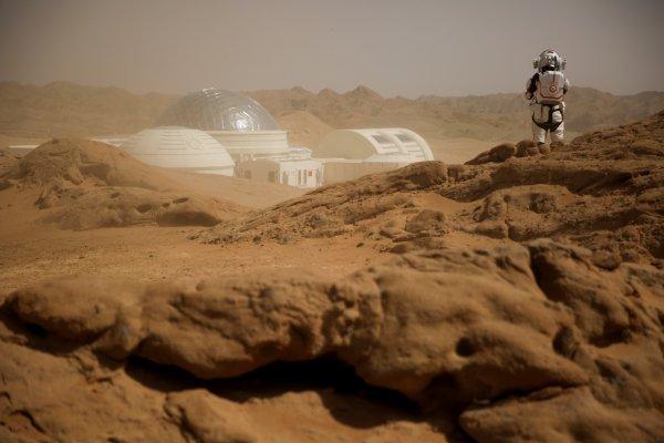 Gobi Çölü'ne uzay üssü kuruldu