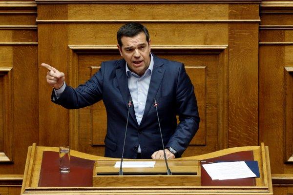Yunanistan'da Almanya'dan savaş tazminatı önergesine onay
