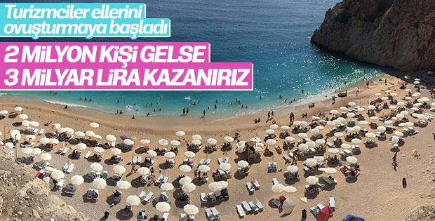 Bayram tatili turizmi canlandıracak