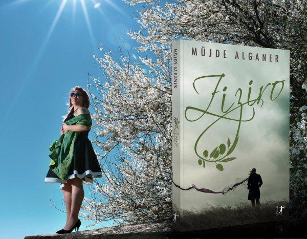 Müjde Alganer, son romanı Ziziro'yu anlattı