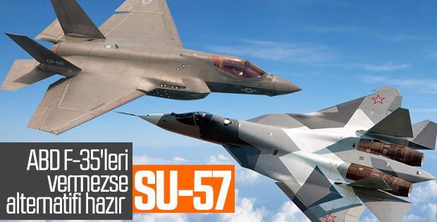 F-35'lere karşı SU-57 gündemde